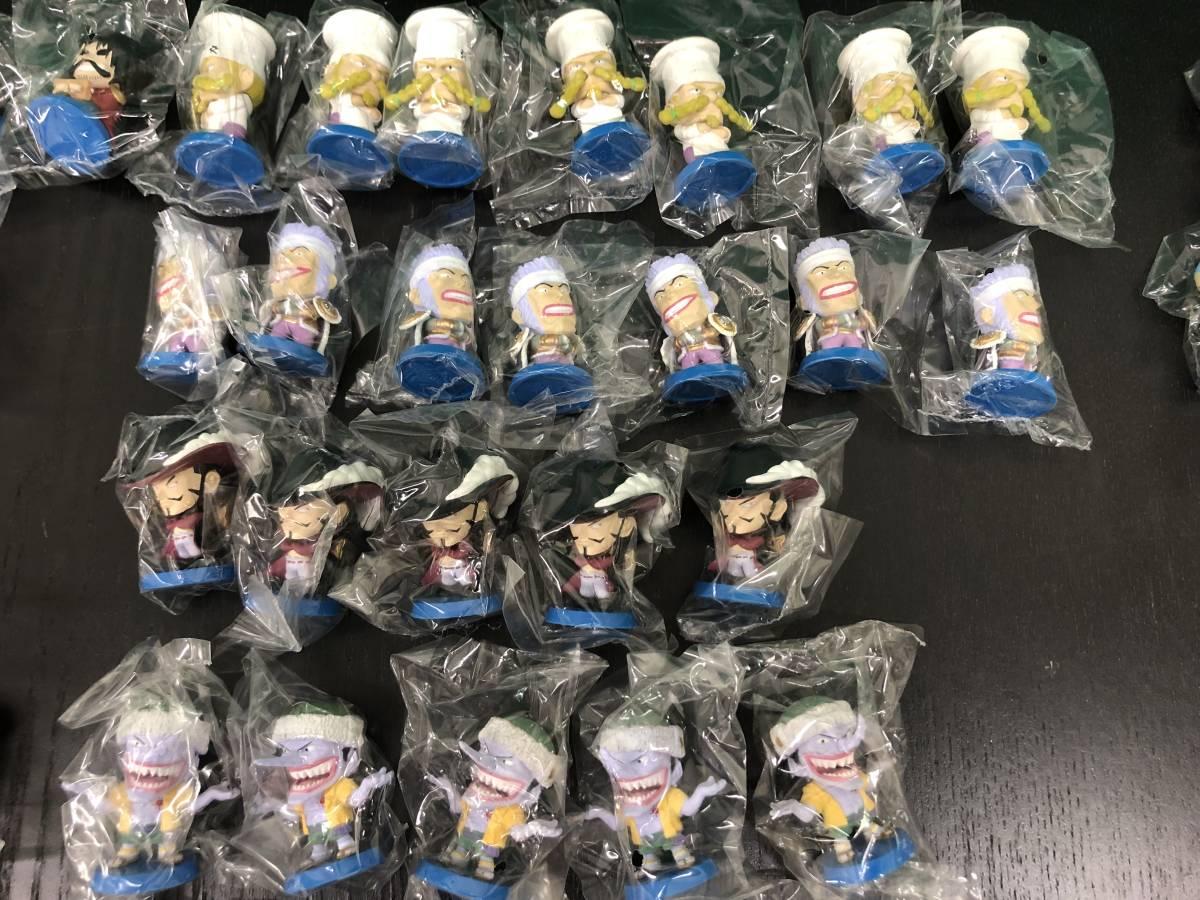 保管品★ワンピース★アニメヒーローズ★シークレット★ロジャーあり★180点セット_画像6