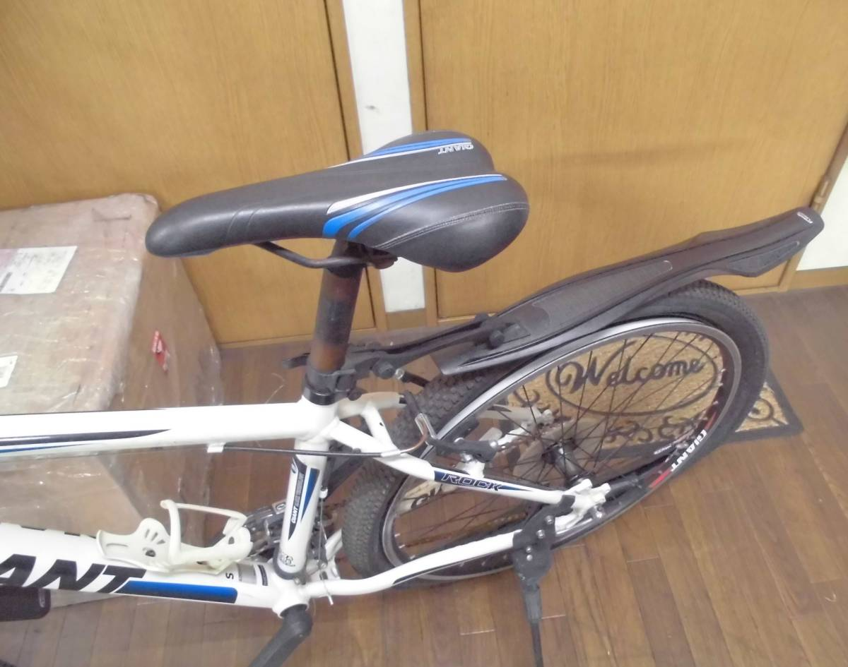 【I-366】GIANT☆ロードバイク クロスバイク☆ALUXX TECHNOLOGY☆ジャンク_画像5