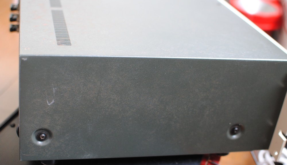 TEAC(テアック)3ヘッドカセットデッキC-3 中古品 _画像8