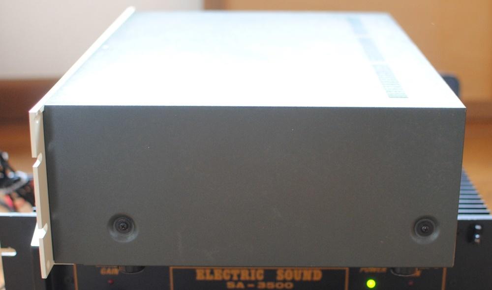 TEAC(テアック)3ヘッドカセットデッキC-3 中古品 _画像9