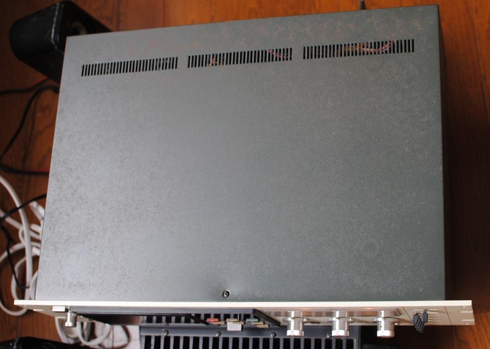 TEAC(テアック)3ヘッドカセットデッキC-3 中古品 _画像5