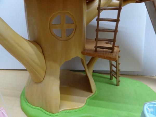 シルバニアファミリー にぎやかツリーハウス & キッチンセット & 2段ベッド_画像4
