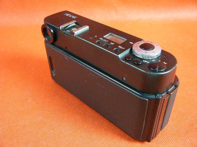 Aぬ48▲Konica HEXAR LENS 35mm F2.0 高級コニカ コンパクトカメラ_画像4