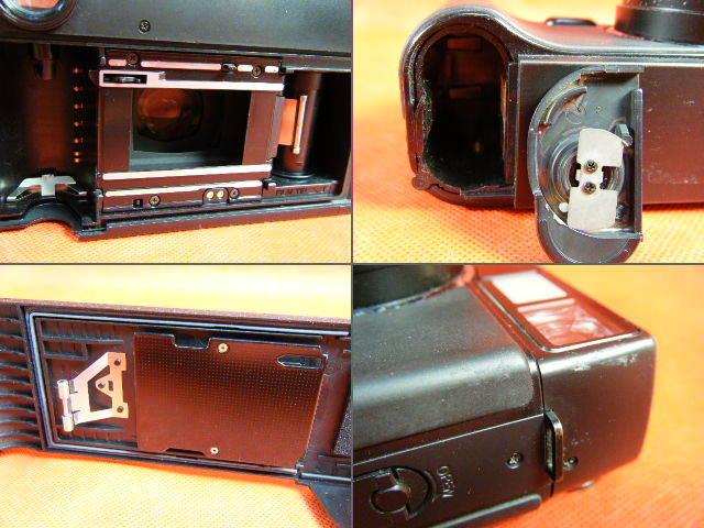 Aぬ48▲Konica HEXAR LENS 35mm F2.0 高級コニカ コンパクトカメラ_画像9