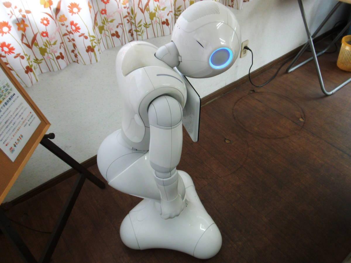 ★Softbank ソフトバンク Pepper ペッパー君 一般販売モデル 残債なし 人工知能 ロボット ★2019/5.17_画像2