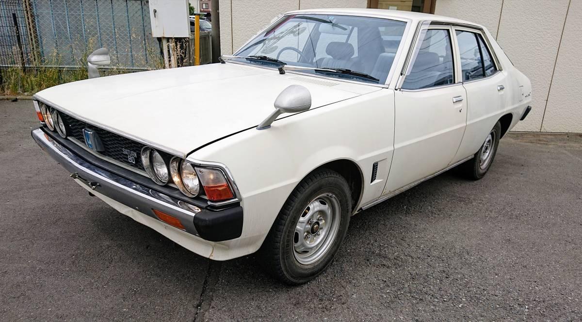 ギャランΣ A121A 1977年式 旧車 当時物 書類無し 部品取り 4G32 310335_画像1