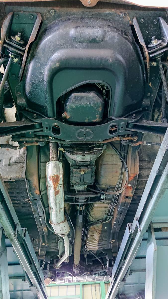 ギャランΣ A121A 1977年式 旧車 当時物 書類無し 部品取り 4G32 310335_画像8