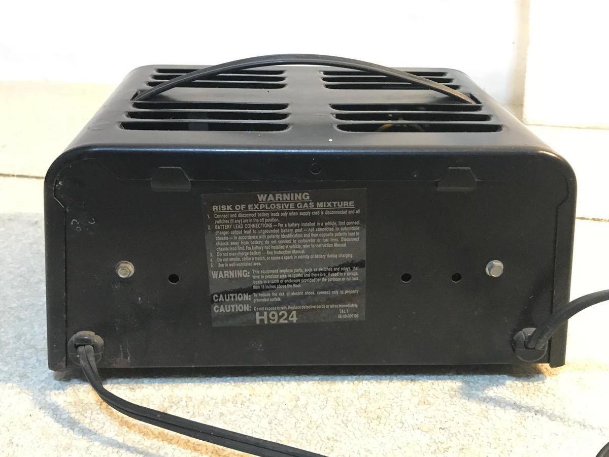 A233. *株式会社ジャクソン* 10AMP TWIN RATE 自動車用バッテリーチャージャー/充電器 、SE-50MAJ_画像4