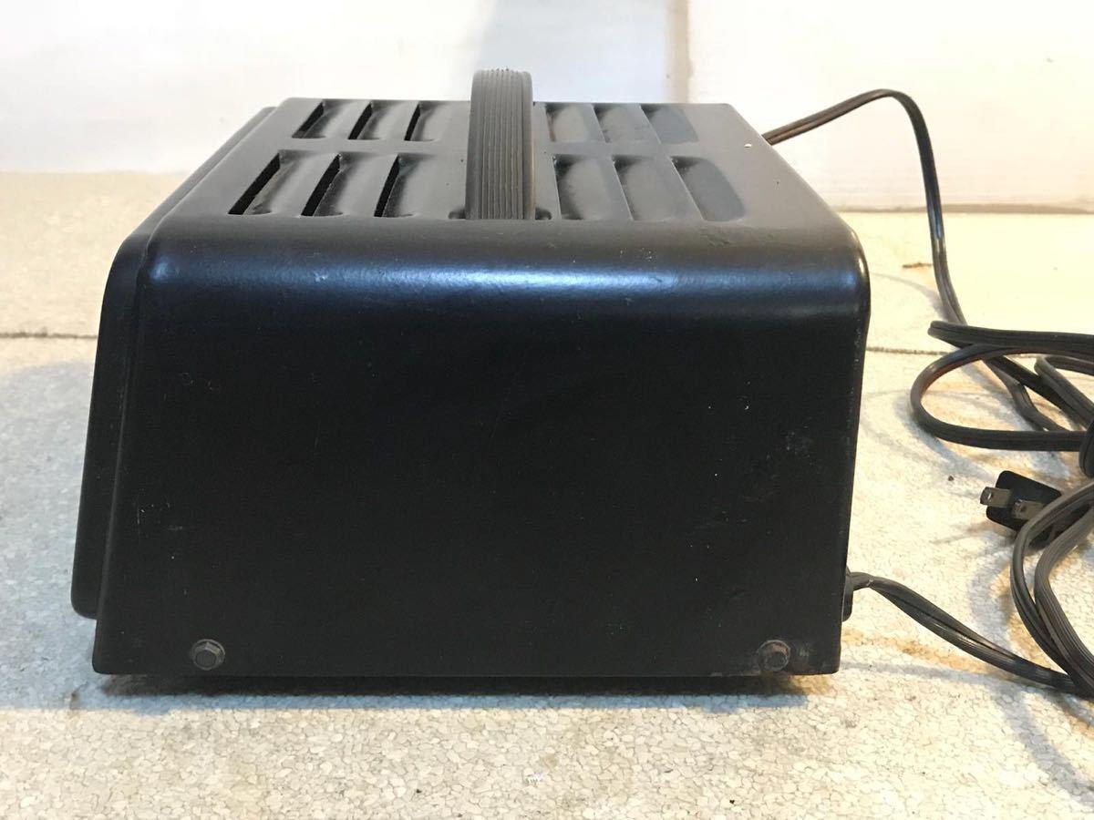 A233. *株式会社ジャクソン* 10AMP TWIN RATE 自動車用バッテリーチャージャー/充電器 、SE-50MAJ_画像7