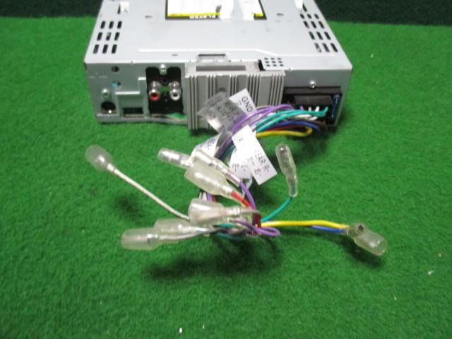 #2906 Ivizia/イノベイティブ CDプレーヤー SKK-CDB05 【Bluetooth接続/MP3・WMA対応/フロントUSB/ハンズフリー】_画像2