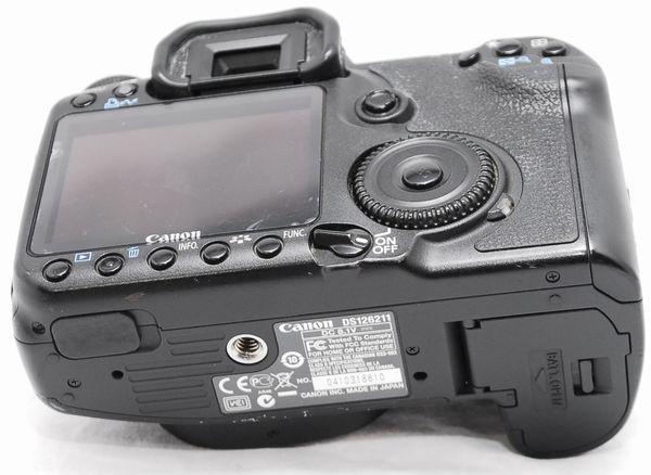 【通電OK・動作未確認】Canon キヤノン EOS 50D ジャンク_画像9