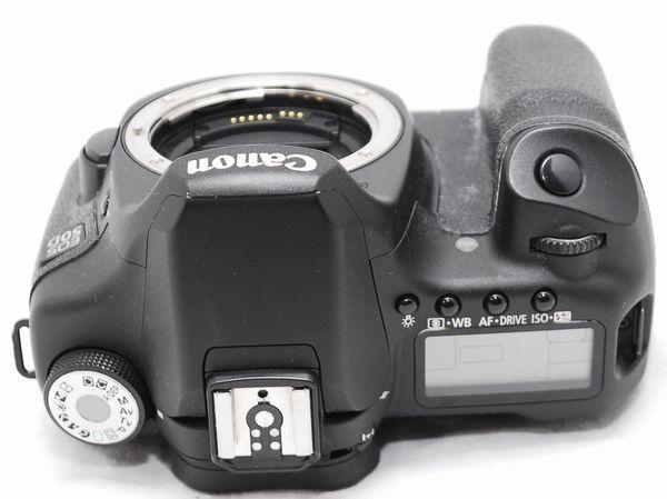 【通電OK・動作未確認】Canon キヤノン EOS 50D ジャンク_画像8