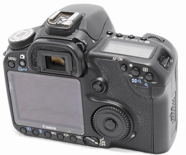 【通電OK・動作未確認】Canon キヤノン EOS 50D ジャンク_画像3