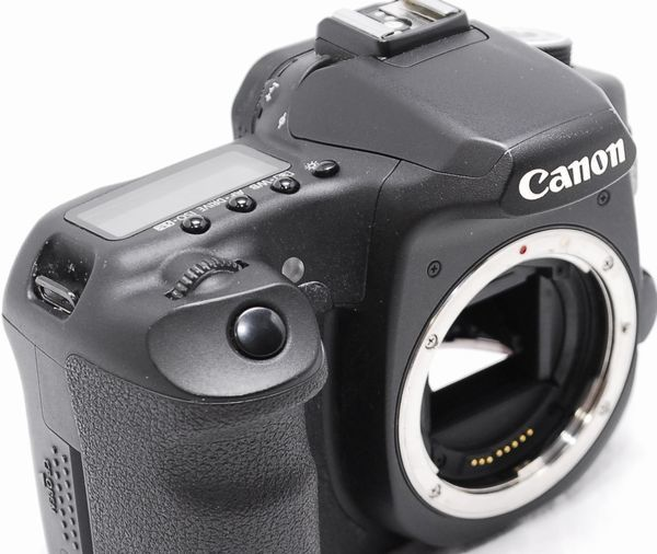 【通電OK・動作未確認】Canon キヤノン EOS 50D ジャンク_画像5