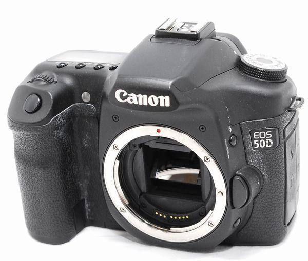 【通電OK・動作未確認】Canon キヤノン EOS 50D ジャンク