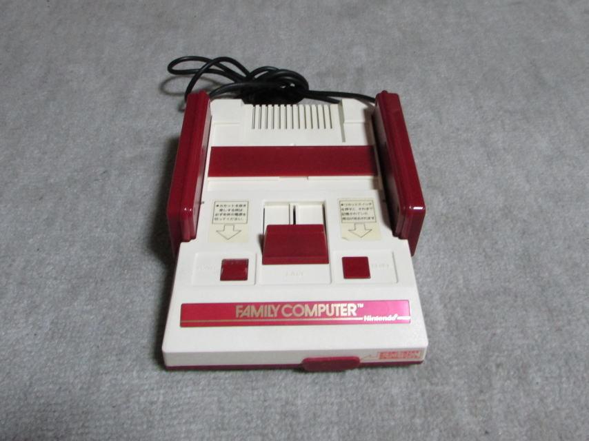 中古 NESRGB ファミコン RGB S-VIDEO ラスト