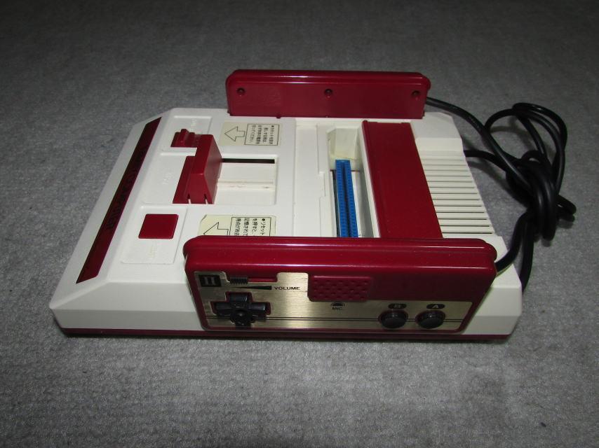 中古 NESRGB ファミコン RGB S-VIDEO ラスト_画像3