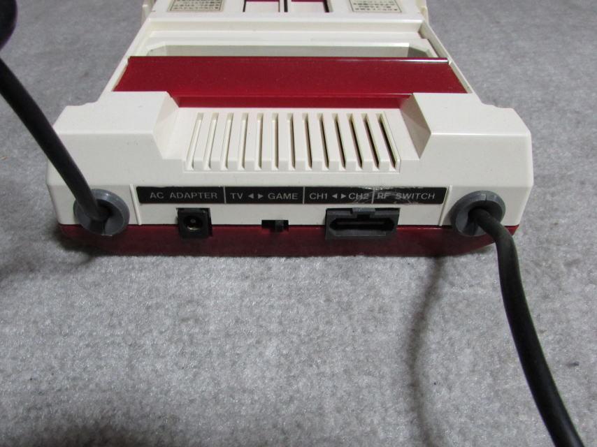 中古 NESRGB ファミコン RGB S-VIDEO ラスト_画像4
