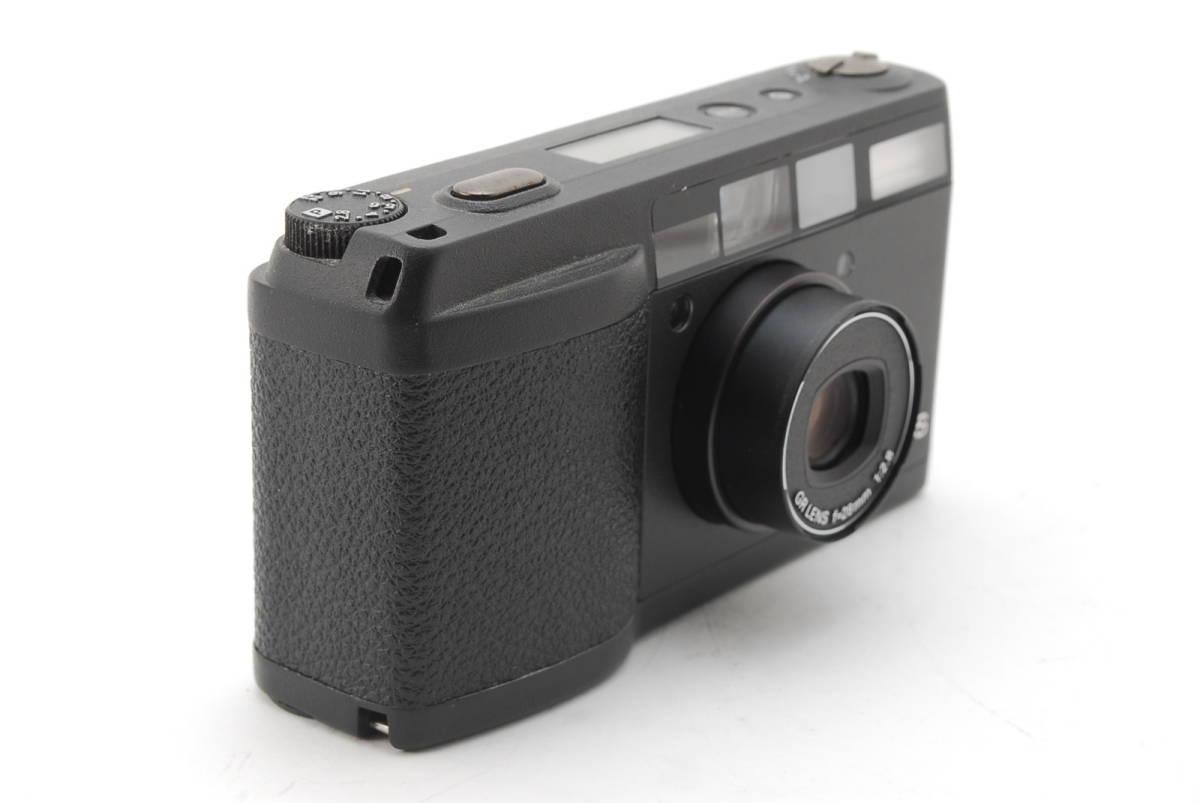 RICOH GR1S ブラック リコー コンパクト フィルムカメラ 1099J_画像3