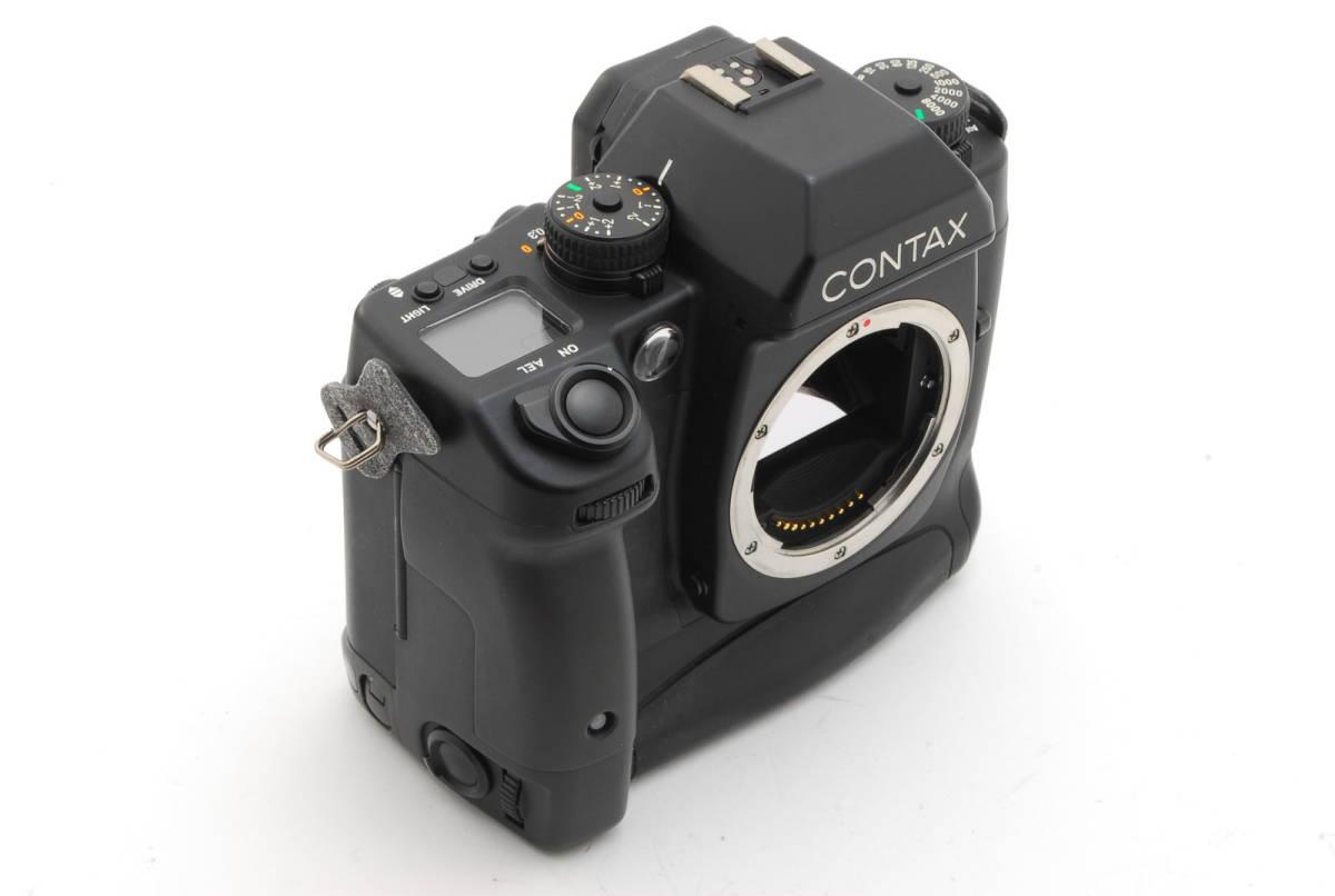 希少 CONTAX N DIGITAL コンタックス デジタルカメラ 1183J_画像4