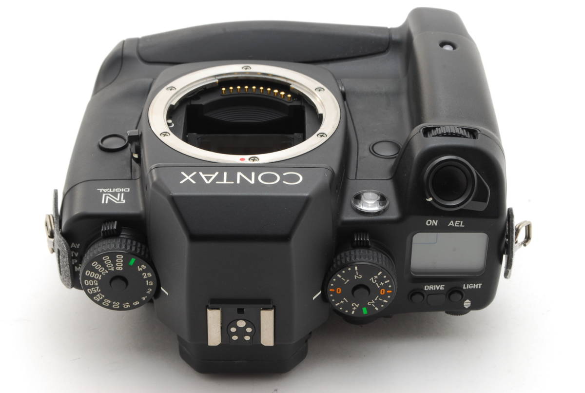 希少 CONTAX N DIGITAL コンタックス デジタルカメラ 1183J_画像6