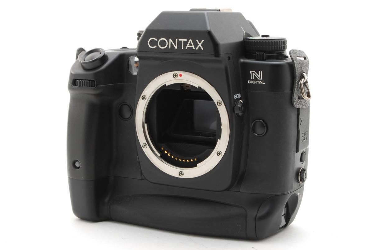 希少 CONTAX N DIGITAL コンタックス デジタルカメラ 1183J