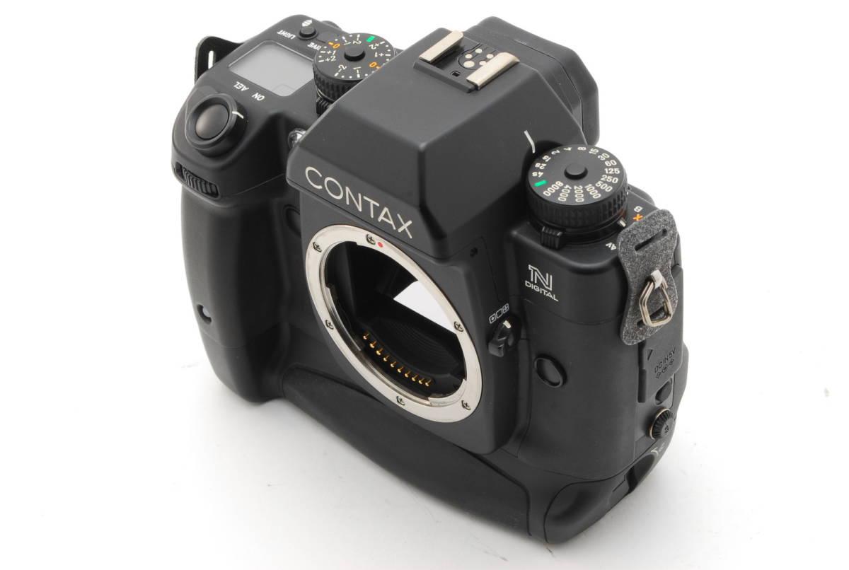 希少 CONTAX N DIGITAL コンタックス デジタルカメラ 1183J_画像3