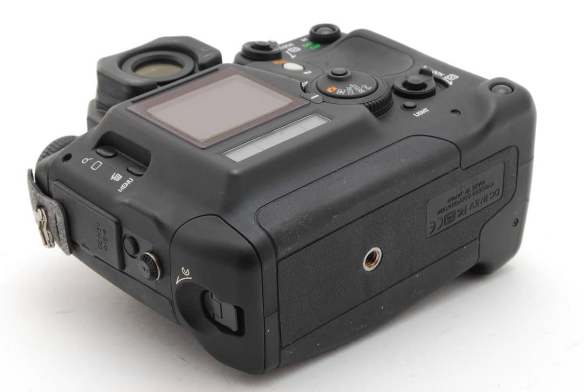 希少 CONTAX N DIGITAL コンタックス デジタルカメラ 1183J_画像8