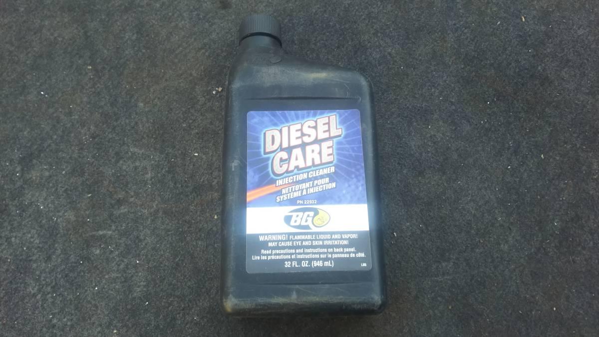 燃料系統洗浄ケミカル インジェクター クリーナー ディーゼルケア ディーゼル車 _画像1