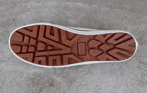 【USA購入 正規新品】VANSバンズ 23.5cm アナハイムファクトリー STYLE17 スタイル17 デラックス ホワイト ビンテージ 靴シューズ☆9c29_画像6