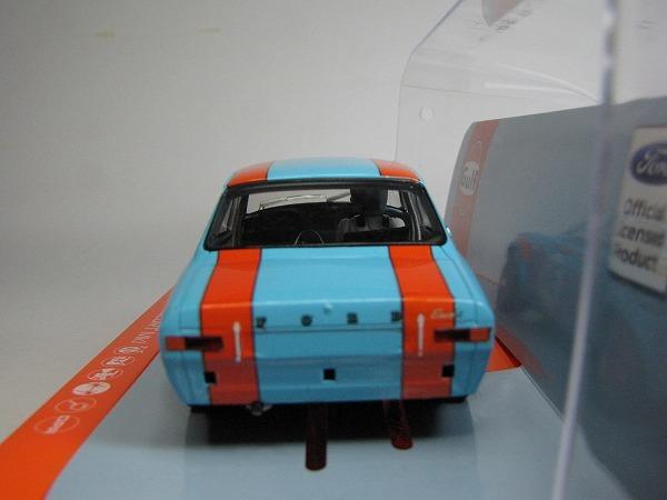 1/32 Scalextric GULF FORD ESCORT MK1 1972 新品未走行_画像6