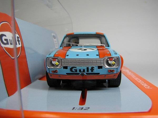 1/32 Scalextric GULF FORD ESCORT MK1 1972 新品未走行_画像4