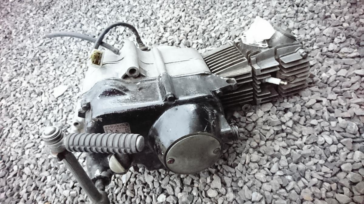 モンキー エンジン 6V ボアアップ_画像2