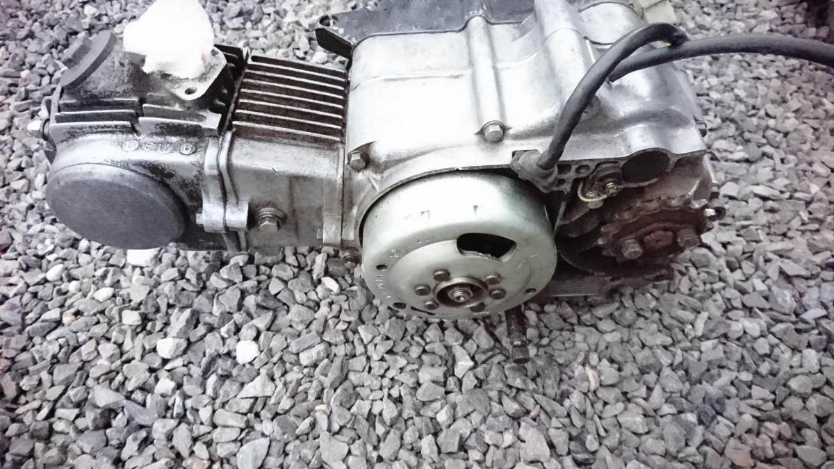 モンキー エンジン 6V ボアアップ