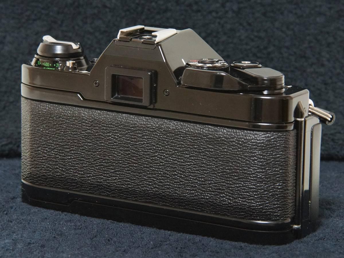 Canon AL-1 NewFD50mmF2.0標準レンズセット【動作確認済】_画像3