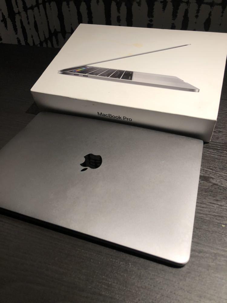 《ジャンク》MacBookPro 2016 touchbarあり