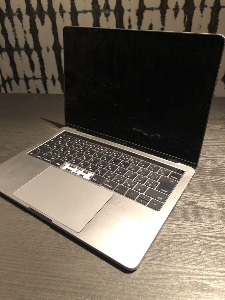 《ジャンク》MacBookPro 2016 touchbarあり _画像3
