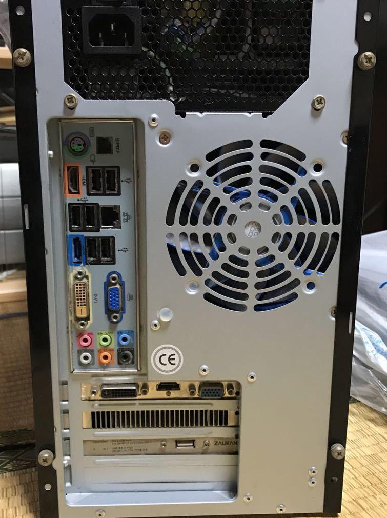 ジャンク自作PC Core i7-870_画像10