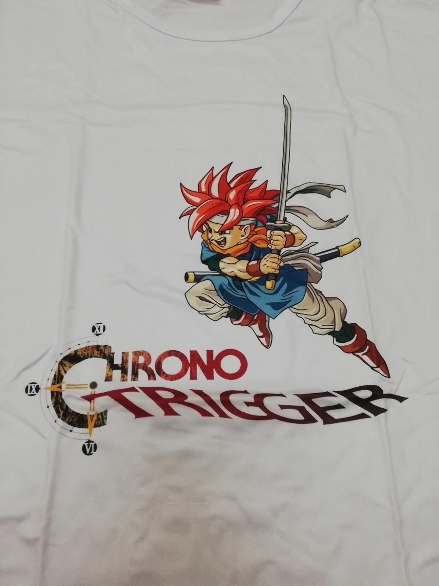 クロノトリガー tシャツ_画像2