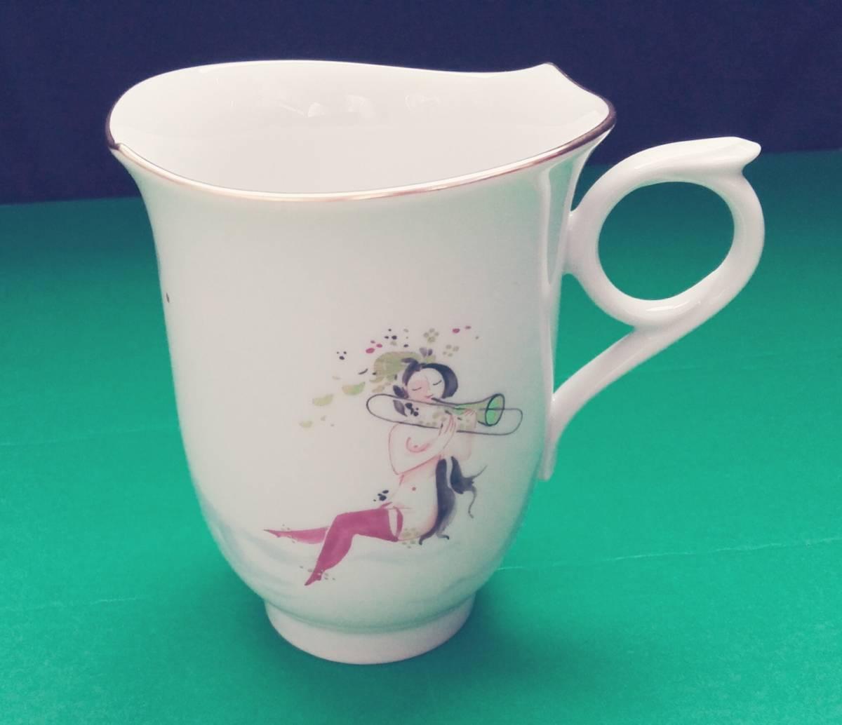 マイセンの人気コーヒーカップ&ソーサー 1客 新品未使用 送料無料_画像5