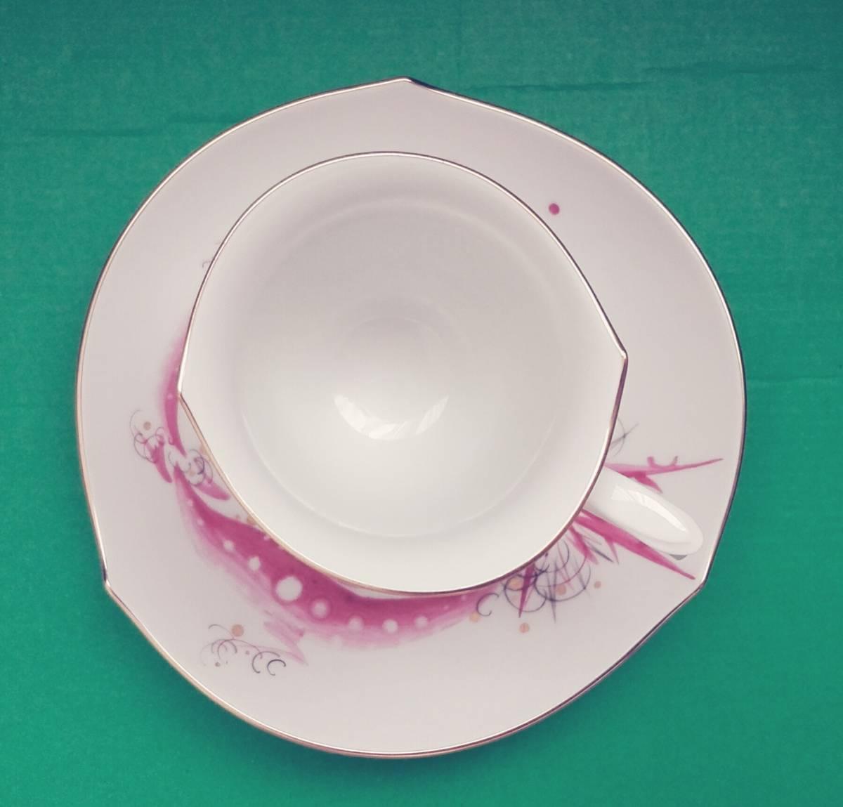 マイセンの人気コーヒーカップ&ソーサー 1客 新品未使用 送料無料_画像2