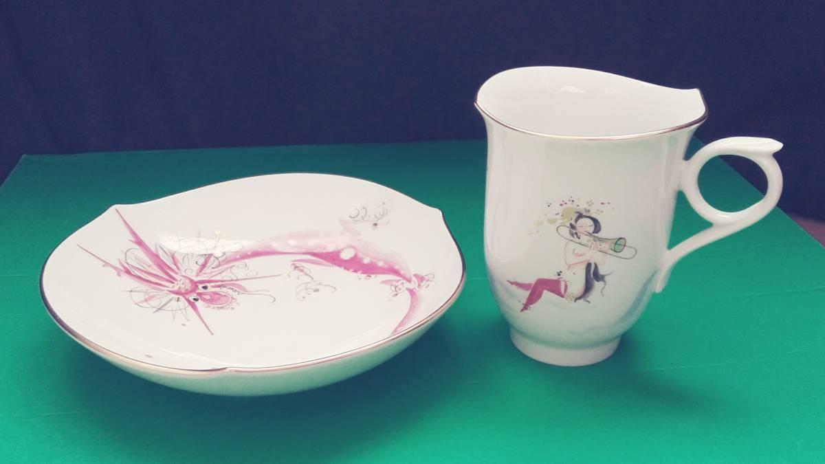マイセンの人気コーヒーカップ&ソーサー 1客 新品未使用 送料無料_画像9