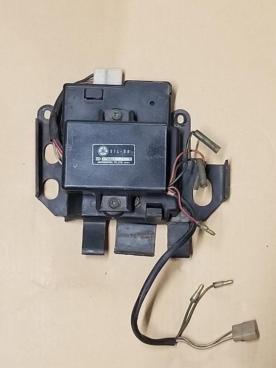 RZ250R 29L 純正 イグナイター CDI レギュレーター セット 51L-50