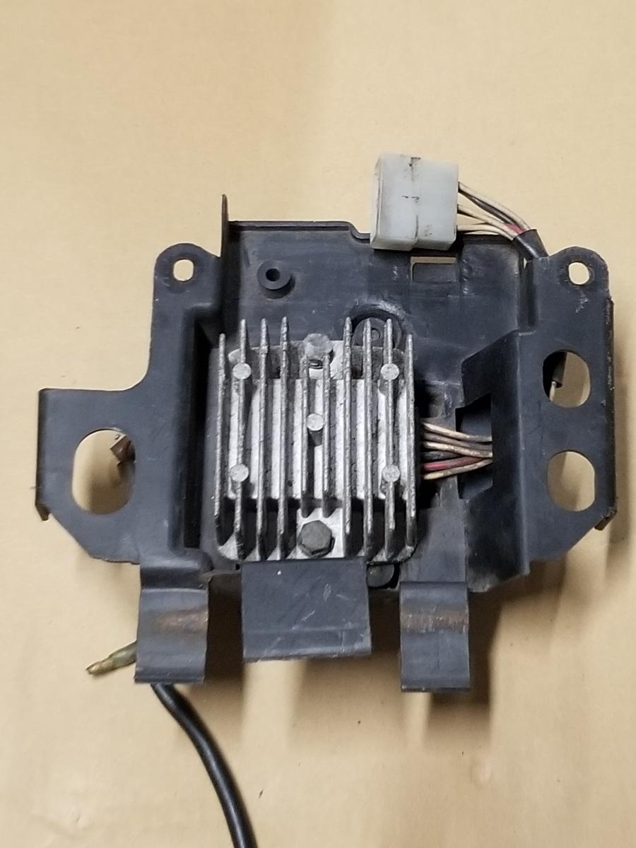 RZ250R 29L 純正 イグナイター CDI レギュレーター セット 51L-50_画像4