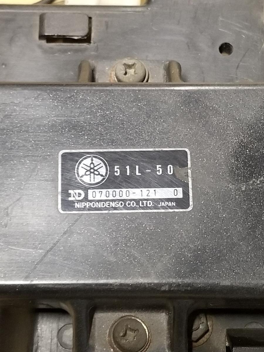 RZ250R 29L 純正 イグナイター CDI レギュレーター セット 51L-50_画像2