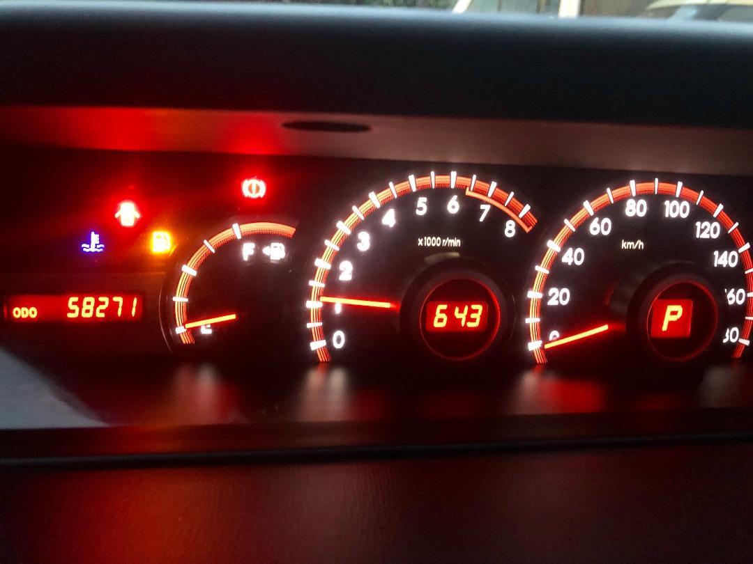 トヨタヴォクシーZS煌めきZ 平成25年、58300km 黒、HIDゴールデンアイズ、車検満タン、 純正17インチナビ、両面パワースラ、売り切り_画像6