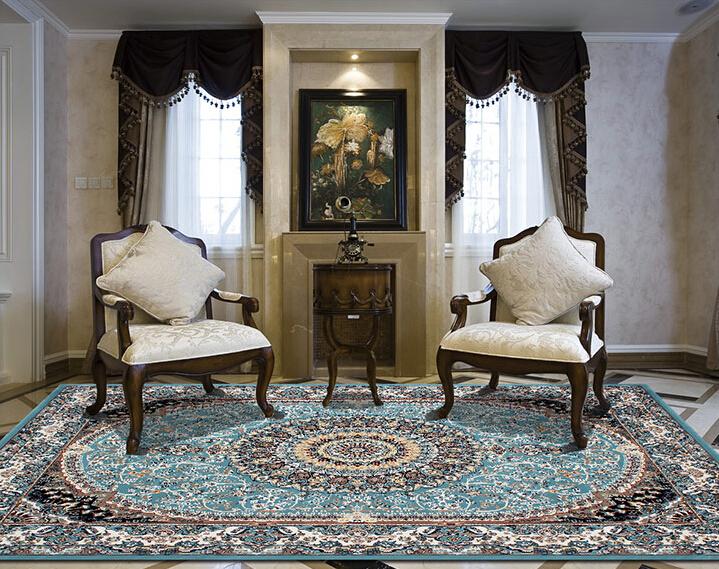 最高級品 【ペルシャ絨毯】 シルク 100%本物保証トルコ産160cm*230cm★ 160万縫い針 美術品 重さ:17.5KG_画像4