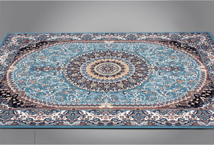 最高級品 【ペルシャ絨毯】 シルク 100%本物保証トルコ産160cm*230cm★ 160万縫い針 美術品 重さ:17.5KG_画像6
