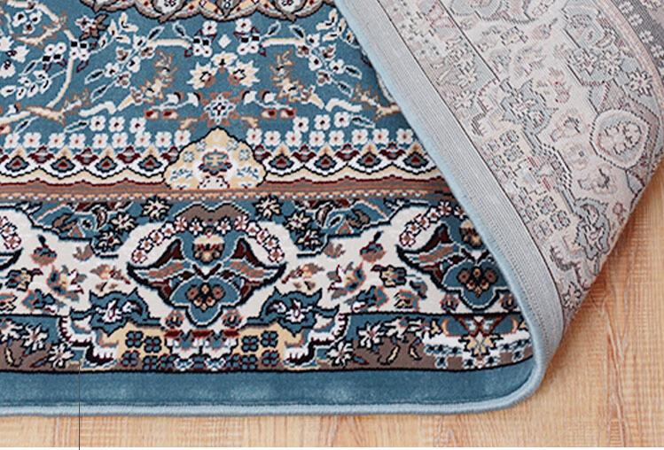 最高級品 【ペルシャ絨毯】 シルク 100%本物保証トルコ産160cm*230cm★ 160万縫い針 美術品 重さ:17.5KG_画像10
