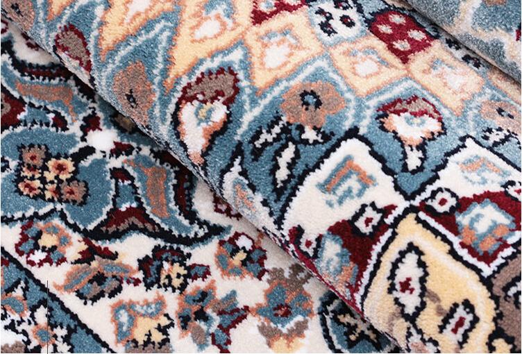 最高級品 【ペルシャ絨毯】 シルク 100%本物保証トルコ産160cm*230cm★ 160万縫い針 美術品 重さ:17.5KG_画像7